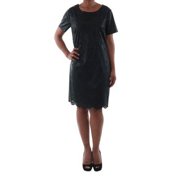 Oblačila Ženske Kratke obleke Rinascimento 14007_NERO Negro