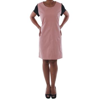 Oblačila Ženske Kratke obleke Rinascimento 7694_ROSA Rosa