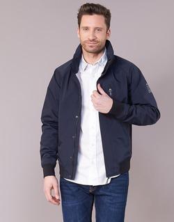 Oblačila Moški Jakne Aigle 54 BLOUSON Modra