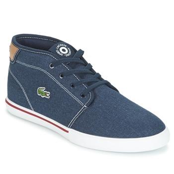 Čevlji  Moški Nizke superge Lacoste AMPTHILL 118 1 Modra