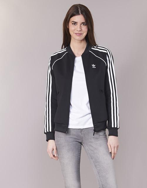 Oblačila Ženske Športne jope in jakne adidas Originals SST TT Črna