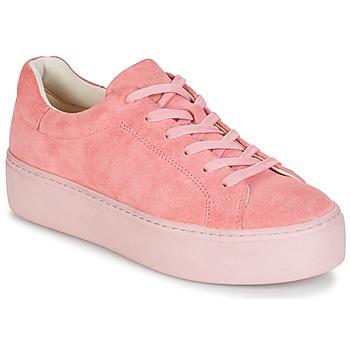 Čevlji  Ženske Nizke superge Vagabond Shoemakers JESSIE Chewing-gum
