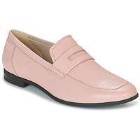 Čevlji  Ženske Mokasini Vagabond Shoemakers MARILYN Rožnata