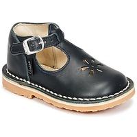 Čevlji  Otroci Balerinke Aster BIMBO Modra