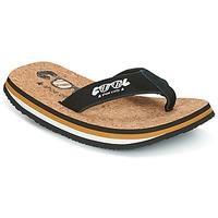 Čevlji  Moški Japonke Cool shoe ORIGINAL Črna / Kamel