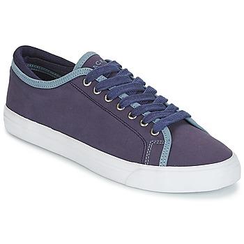 Čevlji  Moški Nizke superge Hackett MR CLASSIC PLIMSOLE Modra
