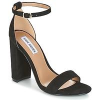 Čevlji  Ženske Sandali & Odprti čevlji Steve Madden CARRSON Črna