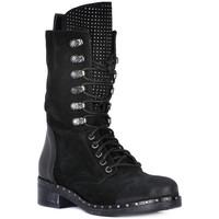 Čevlji  Ženske Mestni škornji    Juice Shoes TACCO BLACK Nero