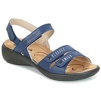 Čevlji  Ženske Sandali & Odprti čevlji Romika IBIZA 86 Modra
