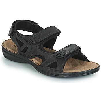 Čevlji  Moški Sandali & Odprti čevlji TBS BERRIC Črna