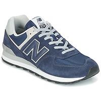 Čevlji  Moški Nizke superge New Balance ML574 Modra