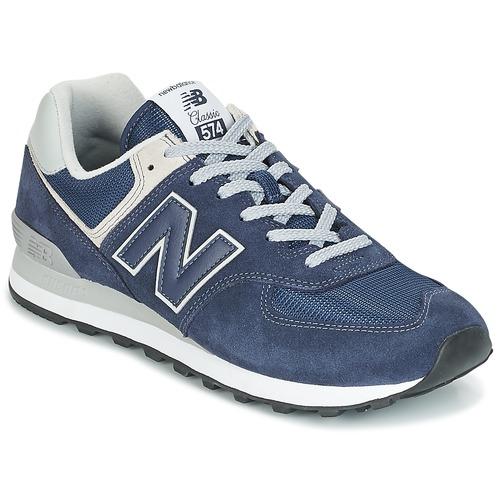 Čevlji  Nizke superge New Balance ML574 Modra
