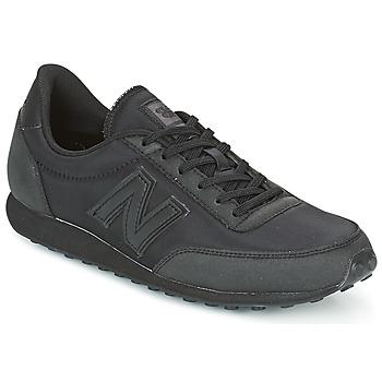 Čevlji  Nizke superge New Balance U410 Črna