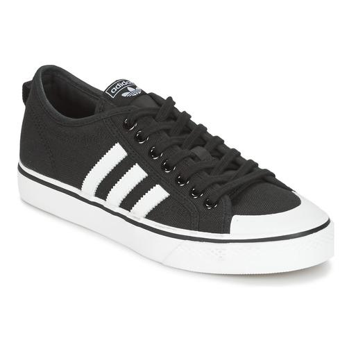 Čevlji  Nizke superge adidas Originals NIZZA Črna