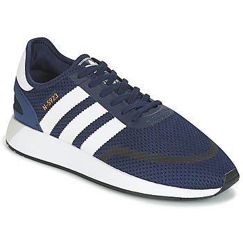 Čevlji  Nizke superge adidas Originals INIKI RUNNER CLS Modra
