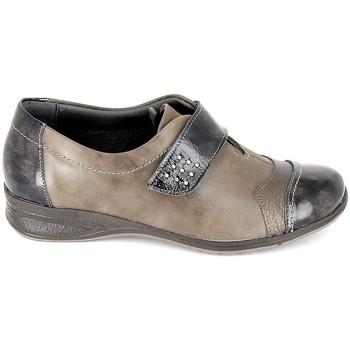 Čevlji  Ženske Čevlji Derby Boissy Derby 7510 Noir Kostanjeva