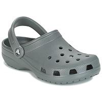 Čevlji  Cokli Crocs CLASSIC Siva