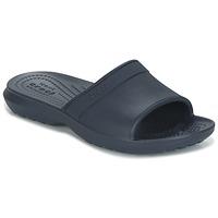Čevlji  Otroci Natikači Crocs CLASSIC SLIDE K Modra
