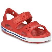 Čevlji  Dečki Sandali & Odprti čevlji Crocs CROCBAND II SANDAL PS Rdeča