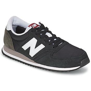 Čevlji  Nizke superge New Balance U420 Črna