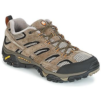 Čevlji  Moški Pohodništvo Merrell MOAB 2 VENT Siva