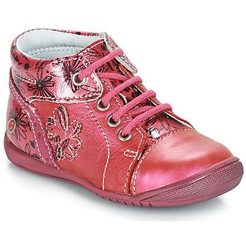 Čevlji  Deklice Polškornji GBB ROSEMARIE Rožnata