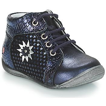 Čevlji  Deklice Polškornji GBB RESTITUDE Modra
