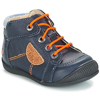 Čevlji  Dečki Polškornji GBB RACINE Modra