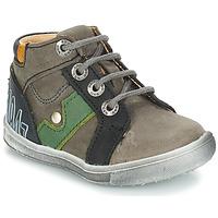 Čevlji  Dečki Polškornji GBB REGIS Siva