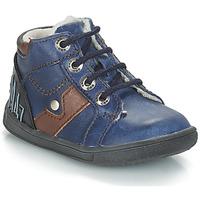 Čevlji  Dečki Polškornji GBB REGIS Modra