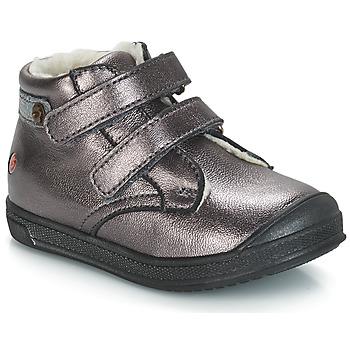 Čevlji  Deklice Polškornji GBB RACHEL Vijolična
