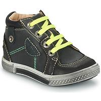 Čevlji  Dečki Mestni škornji    GBB RAYMOND Siva