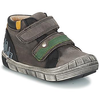 Čevlji  Dečki Polškornji GBB REMI Siva