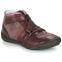 Čevlji  Deklice Visoke superge GBB RIQUETTE Kostanjeva / Bronze