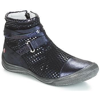 Čevlji  Deklice Polškornji GBB ROCHELLE Modra