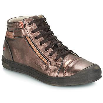 Čevlji  Deklice Polškornji GBB DESTINY Bronzová
