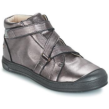 Čevlji  Deklice Polškornji GBB NADEGE Siva