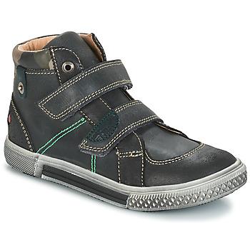 Čevlji  Dečki Visoke superge GBB RANDALL Siva