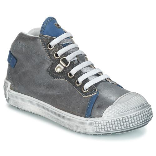 Čevlji  Dečki Polškornji GBB RONALD Siva