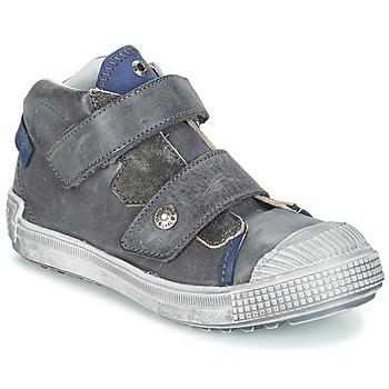Čevlji  Dečki Visoke superge GBB ROMULUS Siva / Modra