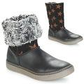 Čevlji  Deklice Mestni škornji    Achile