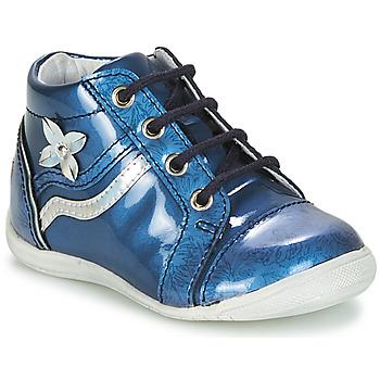 Čevlji  Deklice Polškornji GBB SHINA Modra