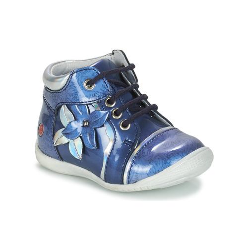 Čevlji  Deklice Polškornji GBB SONIA Modra