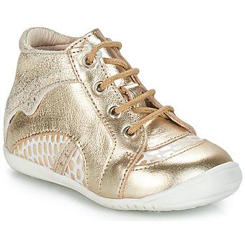 Čevlji  Deklice Polškornji GBB SOPHIE Pozlačena