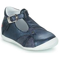 Čevlji  Deklice Balerinke GBB STEPHANIE Modra