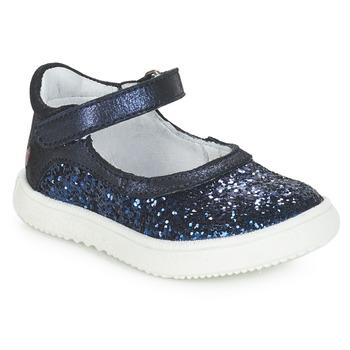 Čevlji  Deklice Balerinke GBB SAKURA Modra