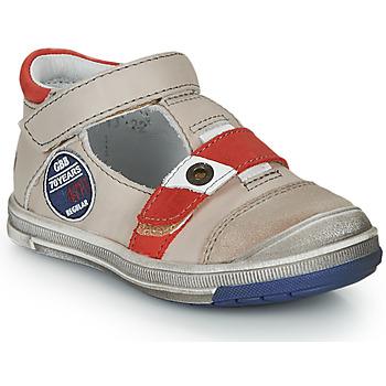 Čevlji  Dečki Sandali & Odprti čevlji GBB SOREL Bež / Rdeča