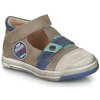 Čevlji  Dečki Sandali & Odprti čevlji GBB SOREL Taupe / Modra