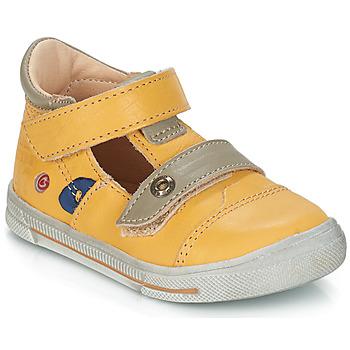 Čevlji  Dečki Sandali & Odprti čevlji GBB STEVE Rumena