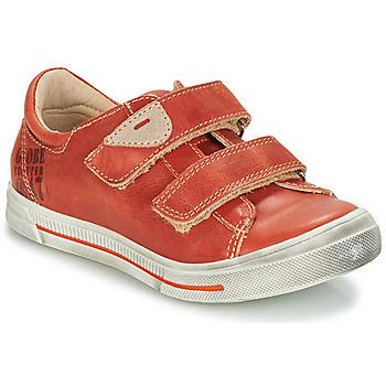 Čevlji  Dečki Nizke superge GBB SEBASTIEN Rdeča